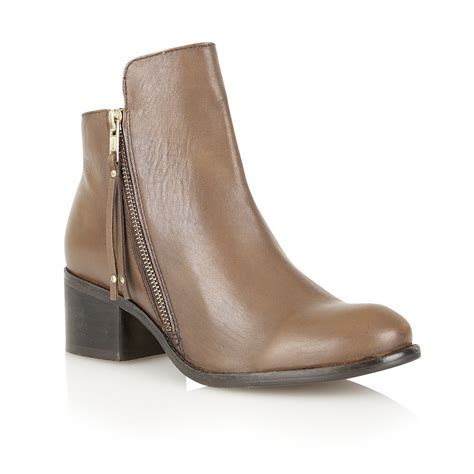 Flatshoes Ankle Ks 80 buy ravel kansas ankle boots in leather