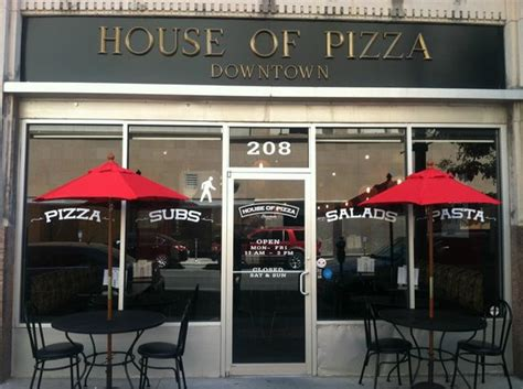 downtown house of pizza house of pizza downtown picture of house of pizza downtown el paso tripadvisor