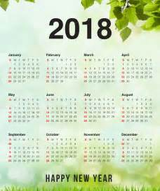 new year printable calendar happy new year 2018 pocket calendar new year