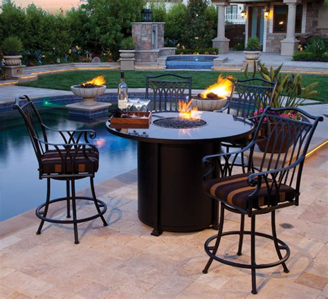 Patio Furniture Fire Pit Table Set by Top 10 Best Fire Pit Patio Sets