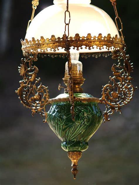 luster antik majolika petroleumle messing keramik glas luster antik