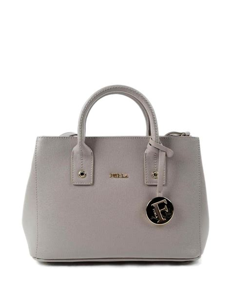 Furla Original Mini Bag saffiano leather mini bag by furla bowling bags