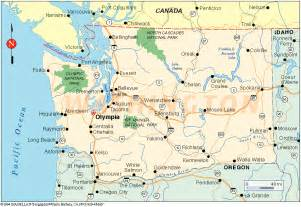 Map Of Washington State Cities And Towns by Map Of Washington Pictures Map Pictures