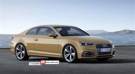 Audi A5 B9 by Audi A5 Neues Modell B9