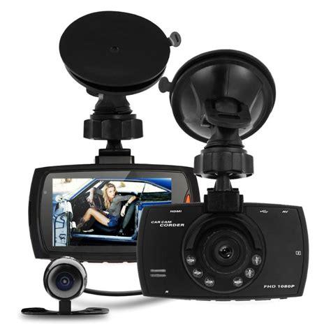 dual full version 1 2 35 car dvr dual camera full hd 1080p 2 7 quot dash cam car dvr