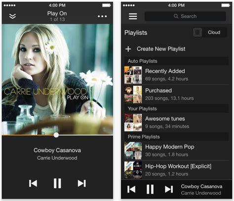 amazon music download amazon launches ad free prime music service