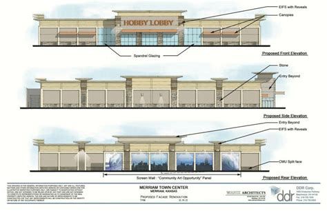 hobby lobby plans new store in merriam future of mission