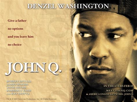 film 2017 gennaio john q film con denzel washington su rete 4 19 gennaio