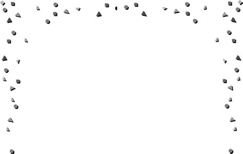 silver confetti vector eps10 overlay transparent stock confetti free stock photo illustration of a blank