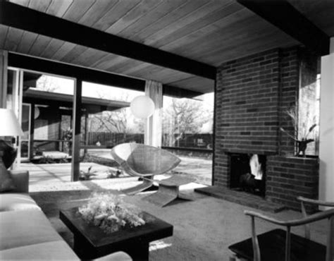 architect eichler architect joseph eichler style house home