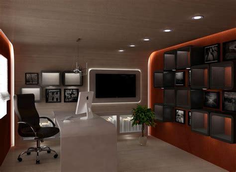 cool home office decor decobizz com gambar desain kantor minimalis terbaru 2018 modern