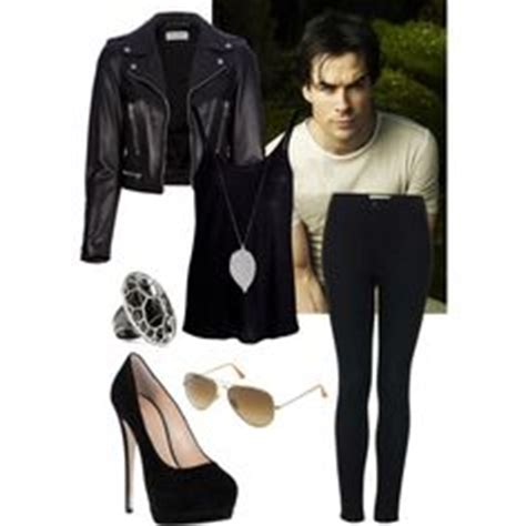 Damon Salvatore Wardrobe by Tvd Fashion Accessories Merch On