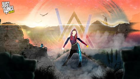 alan walker just dance faded alan walker fanmade just dance made by me by alexjdw