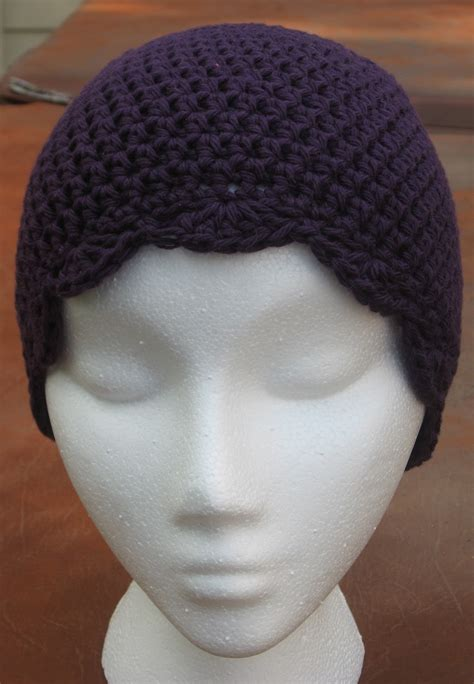 pattern crochet chemo cap crochet projects crochet chemo sleep cap