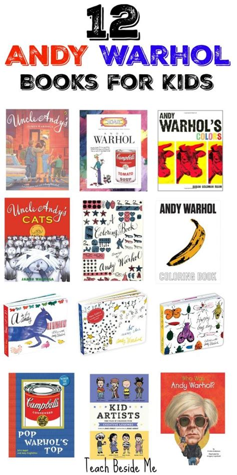 Book Review If Andy Warhol Had A By Alison Pace by Andy Warhol For Flag Teach Beside Me