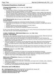 Audio Engineer Resume Sle by Assistant Sound Engineer Resume Sales Assistant Lewesmr