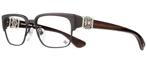 black chrome hearts eyeglasses bofi mena