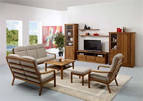 Wood Furniture For Living Room 1260h Teak Wood Living Room Furniture Manufacturer In Denmark By Dyrlund Id 1051780