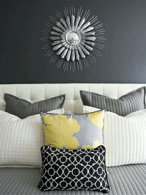 grey yellow white bedroom master bedroom grey yellow white home