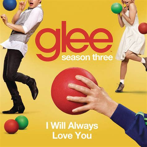 imagenes de i will always love you image glee cast i will always love you jpg glee wiki