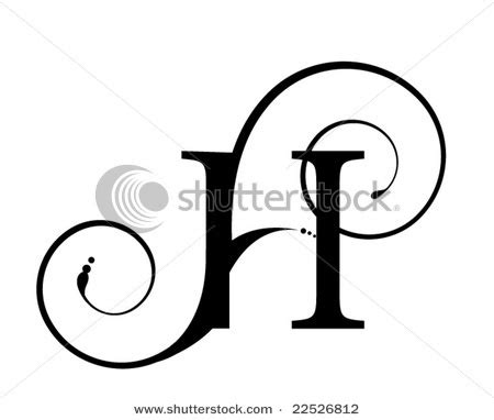 letter h tattoo designs 36 best letter h images on calligraphy