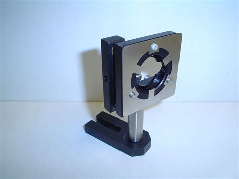 one mirror mount thorlabs adjustable lens or mirror mount with base ebay