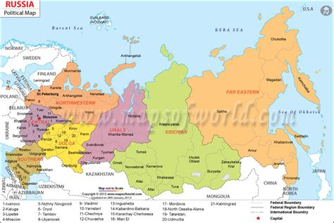 russia map 2015 russia map image map pictures