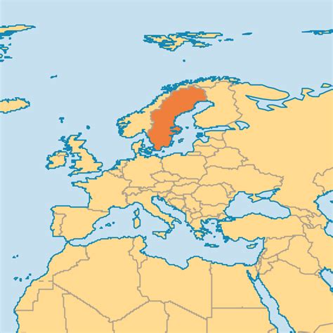 sweden on a world map a f w i s gary miller ministries 11 12 2014