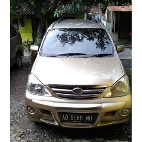Mixer Bekas Jawa Tengah mobil daihatsu xenia bekas tahun 2004 manual tipe xi