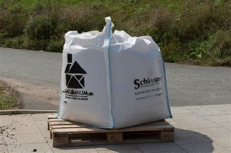 shabby chic lack 1459 schleusner lehm universalputz big bag erdfeucht 1000 kg