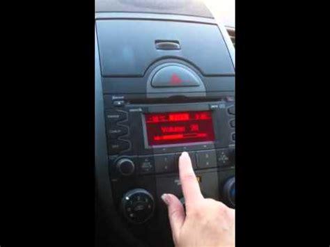 Kia Soul Radio Problems Kia Radio Problem