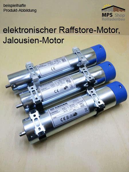 jalousie mit motor mps elektro rollladen shop elektronischer raffstore