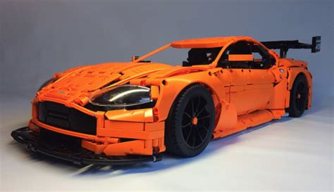 lego aston martin aston martin the lego car