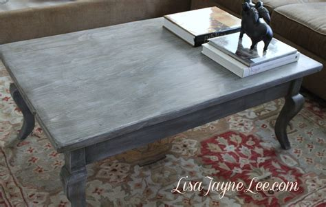 grey wood stain table grey wood stain coffee table makeover