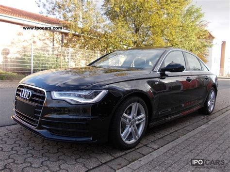 audi a6 sport package 2012 audi a6 2 0 tdi s line sport package rear