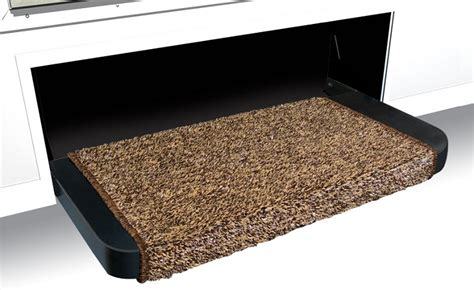 Step Rug by Rv Step Rug Wraparound Plus Brown 20 Quot Wide