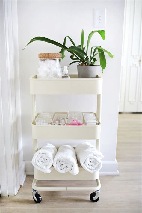 bathroom organization tips a beautiful mess bloglovin