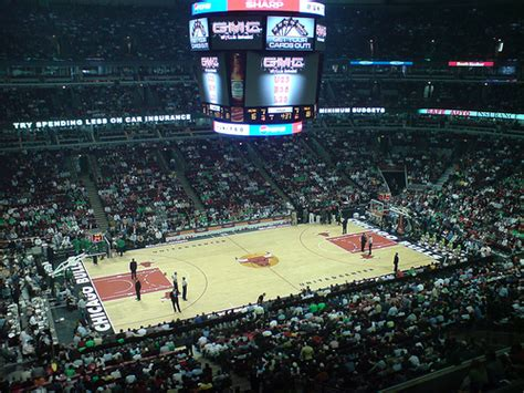 Chicago Bull Mba by Chicago S United Center To Get Kosher Food In 2012