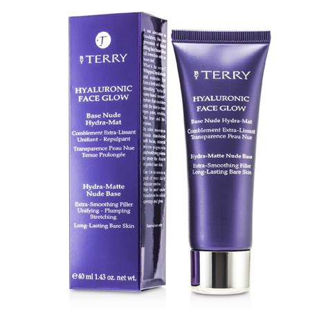 by terry hyaluronic face glow base hyaluronic face glow hydra matte nude 2 nude glow