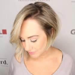 asymmetrical haircut on thin hair bob haircuts for fine hair long and short bob hairstyles