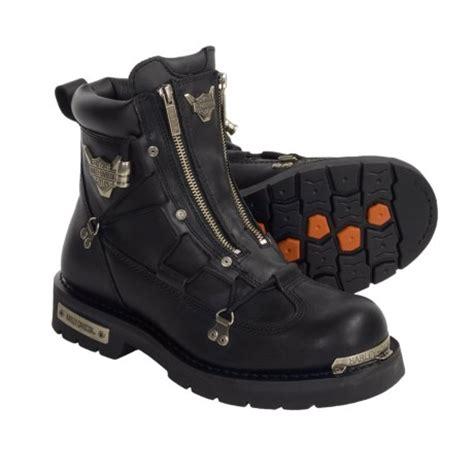Harley Davidson Brake Light Motorcycle Boots (For Men