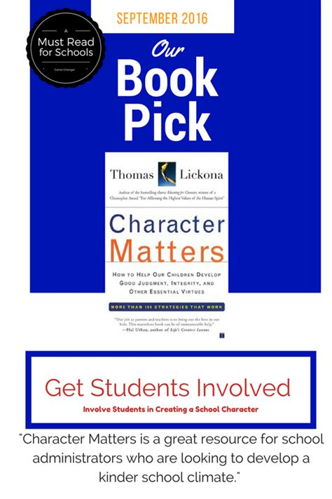 Character Matters Persoalan Karakter Lickona 21 day kindness challenge september book character matters 21 day kindness challenge inc