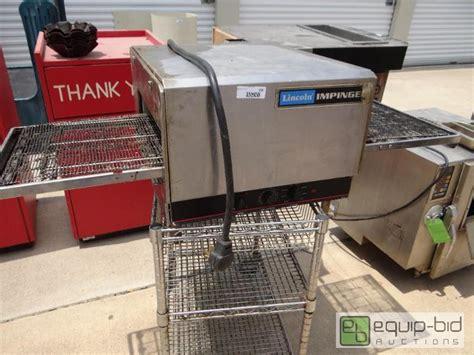 tulsa area restaurant equipment auction equip bid