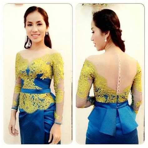 cambodian khmer traditional dress cambodia dress