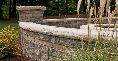 Retaining Wall Coping Using Coping For Your Indianapolis And Northwest Indiana
