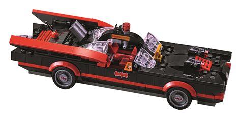 Seprei Set Car by Lego Batman 1966 Batcave Images Revealed Collider