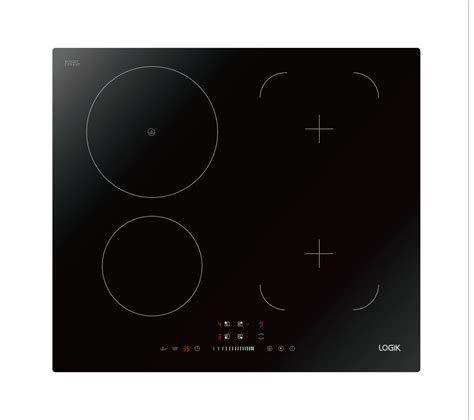 electric induction or ceramic hob logik lchobtc14 electric ceramic hob black black