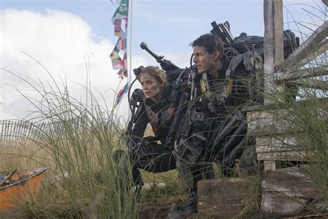 The Germans Welcome Tom Cruise by 187 Edge Of Tomorrow 171 2014 Und Wieder Science Fiction Mit