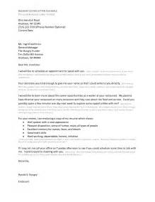 Cover Letter For Starbucks by 100 Resume For Starbucks Exle Resume For
