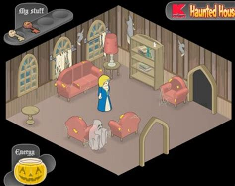 haunted house game haunted house game